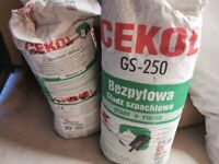 Cekol GS-250 plaster