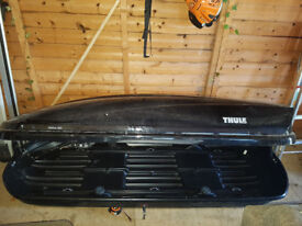 Roof Box/Execellent Condition/Thurle Motion 800/£350