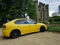 seat leon cupra 1.820vt 226bhp swap or sale