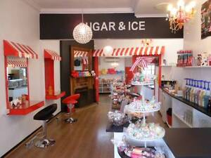 Iconic Ice Cream  & Lolly Shop Sugar and Ice Woodend is for Sale Daylesford Hepburn Area Preview