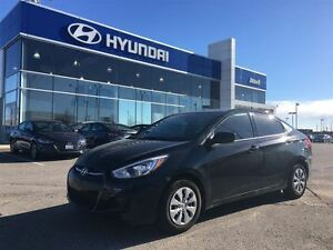 2016 Hyundai Accent GL/ONE OWNER