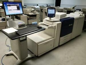 Xerox 770 700 700i DCP Print Shop Printing System Copier Printer Scanner Fax- AUTOMATIC DUPLEX UP TO 300 GSM