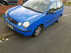 Volkswagen Polo 1.2 S 5dr 2003