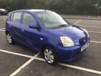 I HAVE THIS CHEAP 54 PICANTO 1-1LX WITH FULL MOT, DRIVES PERFECTION, LOOKS GORGEOUS & ITS ONLY £495.
