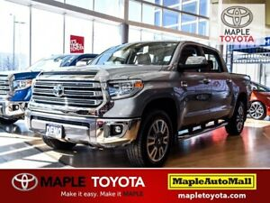 2019 Toyota Tundra Platinum 5.7L V8, NAV, MOONROOF *DEMO*