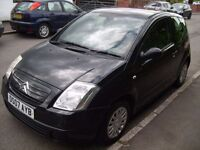 2007 CITREON C2 AIRPLAY .... MOT - 11 JULY 2017