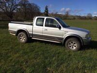 4x4 pickups wanted (ranger/l200/navara/b200/rodeo/hilux) diesel