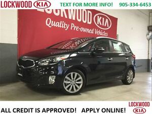 2016 Kia Rondo EX - REARVIEW CAM, LEATHER, BLUETOOTH