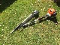 Stihl long reach hedge cutter Kombi with HL-135 head bargain £250 !