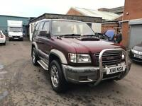 ISUZU TROOPER 3.0 TD CITATION 3 DOOR