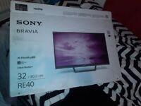 Sony bravia 32 inch x-reality pro