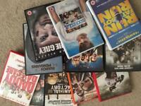 Selection of 50 DVD