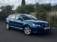 IMMACULATE Audi A3 ( low miles ) not Bmw,Mercedes,Seat,Volkswagen,Vauxhall, Ford.
