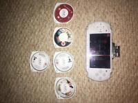 PSP (Play Station Portable) INCLUDES GAMES, FILMS + CAMERA