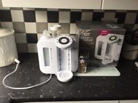 Tommee Tippee Perfect Prep Machine and brand new filter