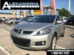 2007 Mazda CX-7 GT/AWD/leather/sunroof/turbo