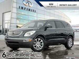 2010 BUICK ENCLAVE CXL, AWD, ***$165 B/W***, LOADED! 7 SEATER