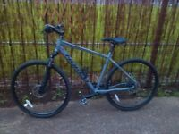 Mens norco bike with hydrolics