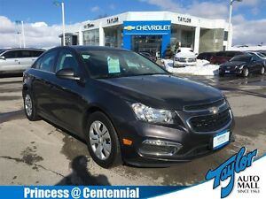 2015 Chevrolet Cruze LT 1LT| Air| CD player|Keyless Entry
