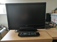 "Alba 16"" LCD Widescreen TV with remote"