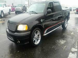 2001 Ford F-150 Harley-Davidson Edition SuperCrew 2WD
