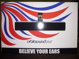Orbit sound bar