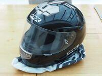 Black Box Full Face Motorcycle Helmet