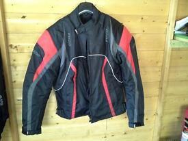 Tuzo motorcycle jacket size 38/XS