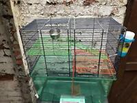 Hamster cage rat cage