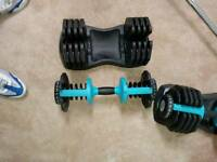 Dumbbells all in one gym 25 kg