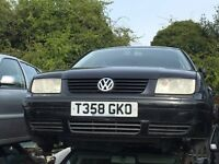 VOLKSWAGEN BORA SE 1999- FOR PARTS ONLY