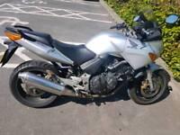 2004 Honda cbf 600 abs model 11 Months Mot