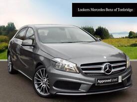 Mercedes-Benz A Class A220 CDI BLUEEFFICIENCY AMG SPORT (grey) 2015-08-07