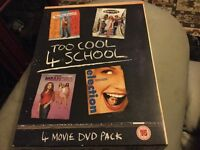 Too Cool For School 4 DVD Set