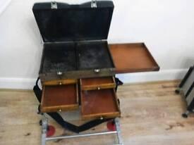 Fishing box / seat