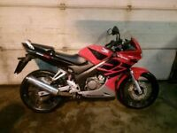 2004 Honda cbr 125, learner legal