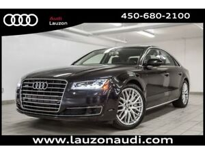 2015 Audi A8 3.0 TDI DIESEL HEADSUP BANCS MASSAGE
