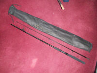 Shakespeare Mentor GLS Spin 210 Spinning Rod in 2 sections. 2.10m or 7' long.