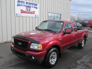 2009 Ford Ranger XL 4x4