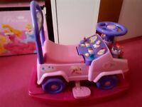 Girls' car