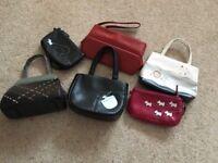 6 Radley bags