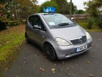 Mercedes A140 (Reduced to clear)