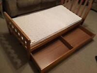 East coast toddler bed excellent condition