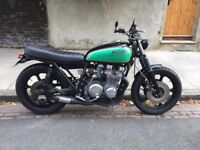 Kawasaki Z650B Brat Cafe Racer - **12 MONTHS MOT** Lots of work done