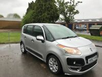 2012 Citroen c3 Picasso 1.6 hdi 12 Mths MOT/3 Mths parts and labour warranty