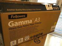 Gamma A3 paper trimmer