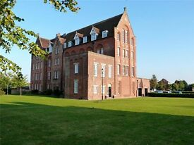 Spacious One bedroom apartment to let in beautiful old convent building in Crewe