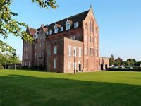 Spacious One bedroom apartment to let in beautiful listed building in Crewe