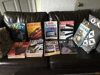 Hi-Fi Magazines for sale - 32 magazines