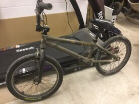 GT BMX JAMIE BESTWICK PRO LIMITED EDITION - garage clear out